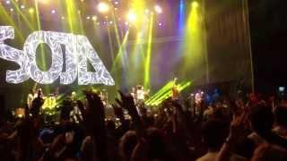 SOJA ft Richie Campbell - Tell Me - Meo SW 2013 - Zambujeira do mar