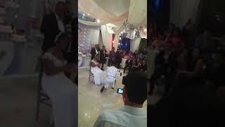 Militar baila caporal en su boda