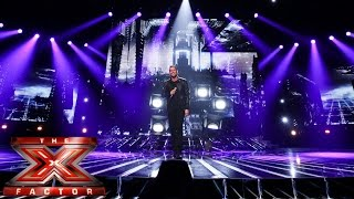 Jay James sings Sigma's Changing | Live Week 1 | The X Factor UK 2014