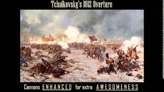 1812 Overture Finale with VERY Loud Cannons!