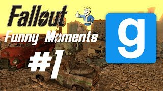 Garry's Mod | Fallout RP - Funny Moments #1