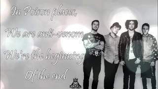 Young Volcanoes- Fall Out Boy Lyrics