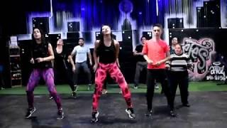 Swalla -Jason Derulo ft. Nicki Minaj & Ty Dolla $ign - Zumba Coreografía
