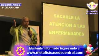 Mentaliza tu Salud, por Rubén Cedeño.