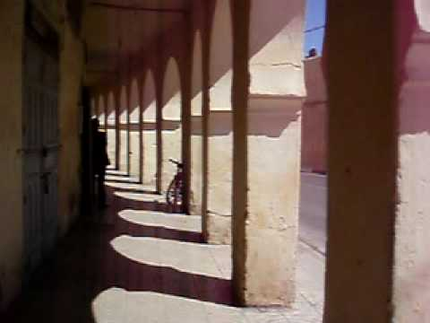 Moroccan old architecture – Taza – city of thousands of arches