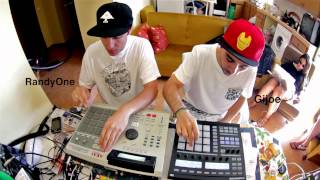 Gijoe e RandyOne Beat Jam Session