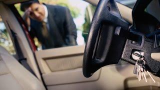 Anahtarı içinde unutulan arabanın kapısı nasıl açılır