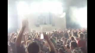 SKRILLEX LIVE BEST DROP EVER!!!