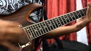Breakdown Of Sanity - Hero (Guitar cover) (2013)