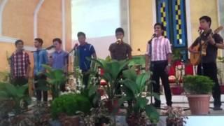 Salig sa Dios - Male Chorus