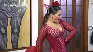 PASION FLAMENCA PERU - Entrevista en Presencia Cultural - Festival Flamenco y Punto 2017