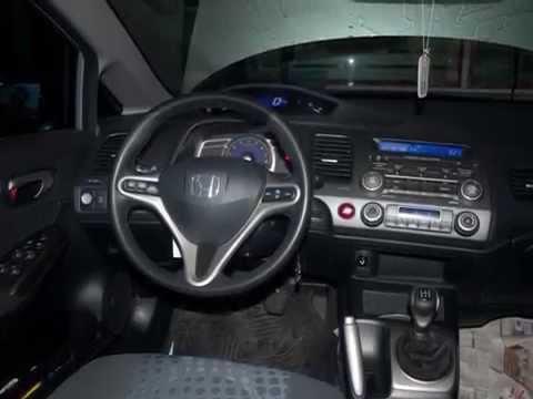 Doğan Makina Honda Civic 2011 Model Prins Silverline Otogaz Montajı ve Vafe Care Soğutma Sistemi