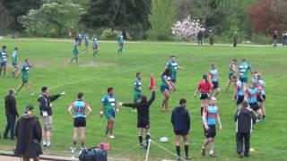 Liberty Rugby 2017   Varsity vs Chuckanut 4 29 2017