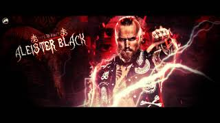 ALEISTER BLACK 1ST UNUSED THEME (Saturate-Against My Will)
