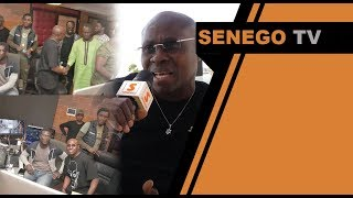 "David Monsoh ""Wally seck on essaye de l'internationalisé"""