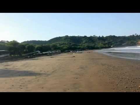 Nicaragua. El astillero y río escalante