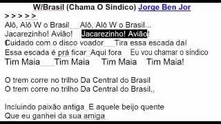 W BRASIL - Jorge Ben