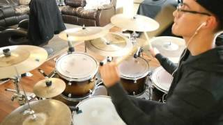 G Eazy- Random drum cover