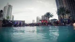 Juicy Beach 2016 [Official Video With Robbie Rivera, Bob Sinclar, + More]