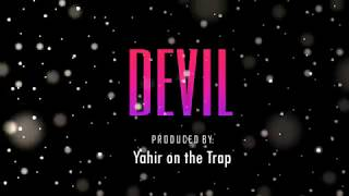 DEVIL - Rap/Trap Instrumental | Bad Bunny x Lito Kirino Type Beat (Yahir on the Trap)