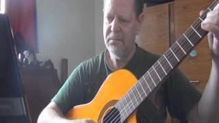 Minha Mãezinha Querida (Traditional) - Antônio Célio  -  Electro-acoustic Guitar
