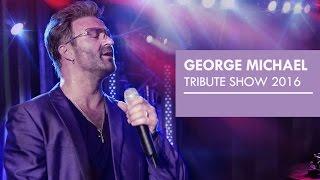 """""""GEORGE MICHAEL TRIBUTE SHOW"""" 2016, booking www.konzept-helden.de"""