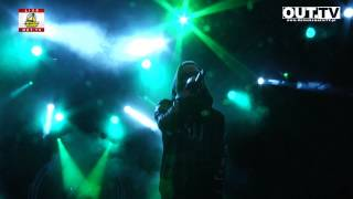 HIP HOP KEMP 2013 - Kendrick Lamar - Backseat Freestyle LIVE