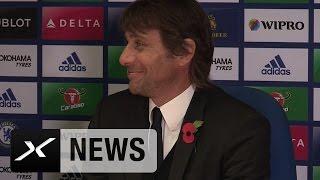 """5:0-Gala! Antonio Conte: """"Fantastisch, fantastisch!""""   FC Chelsea - FC Everton 5:0"""