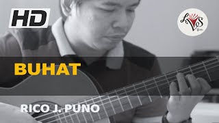 Buhat - Rico J. Puno (solo guitar cover)