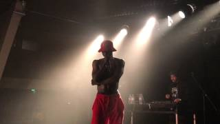 hopsin savageville tour 2017 uk hop just being funny