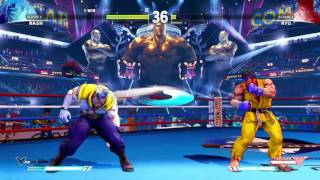 Street Fighter V: Bashanga Highlight (MESSIAH_RIFF vs. LloydCore)