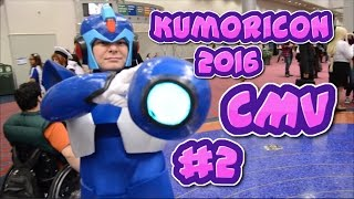 Kumoricon 2016 [CMV/Cosplay Showcase] #2/3