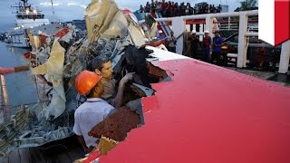 AirAsia Flight QZ8501 deadly crash likely caused by a sudden stall in midair