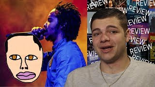 "EARL SWEATSHIRT ""HAT TRICK / HUMAN ERROR"" - Reaction/Review"