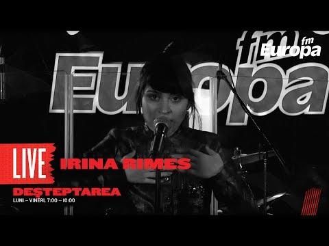 Show live Irina Rimes