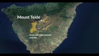 Volcanologists Fear Tenerife Volcano May Erupt After 100 Earthquakes