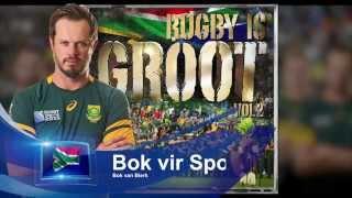 Rugby is Groot 2015 - Bok vir Sports