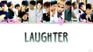 SEVENTEEN 세븐틴   LAUGHTER 웃음꽃 Lyrics Color CodedENGROMHAN
