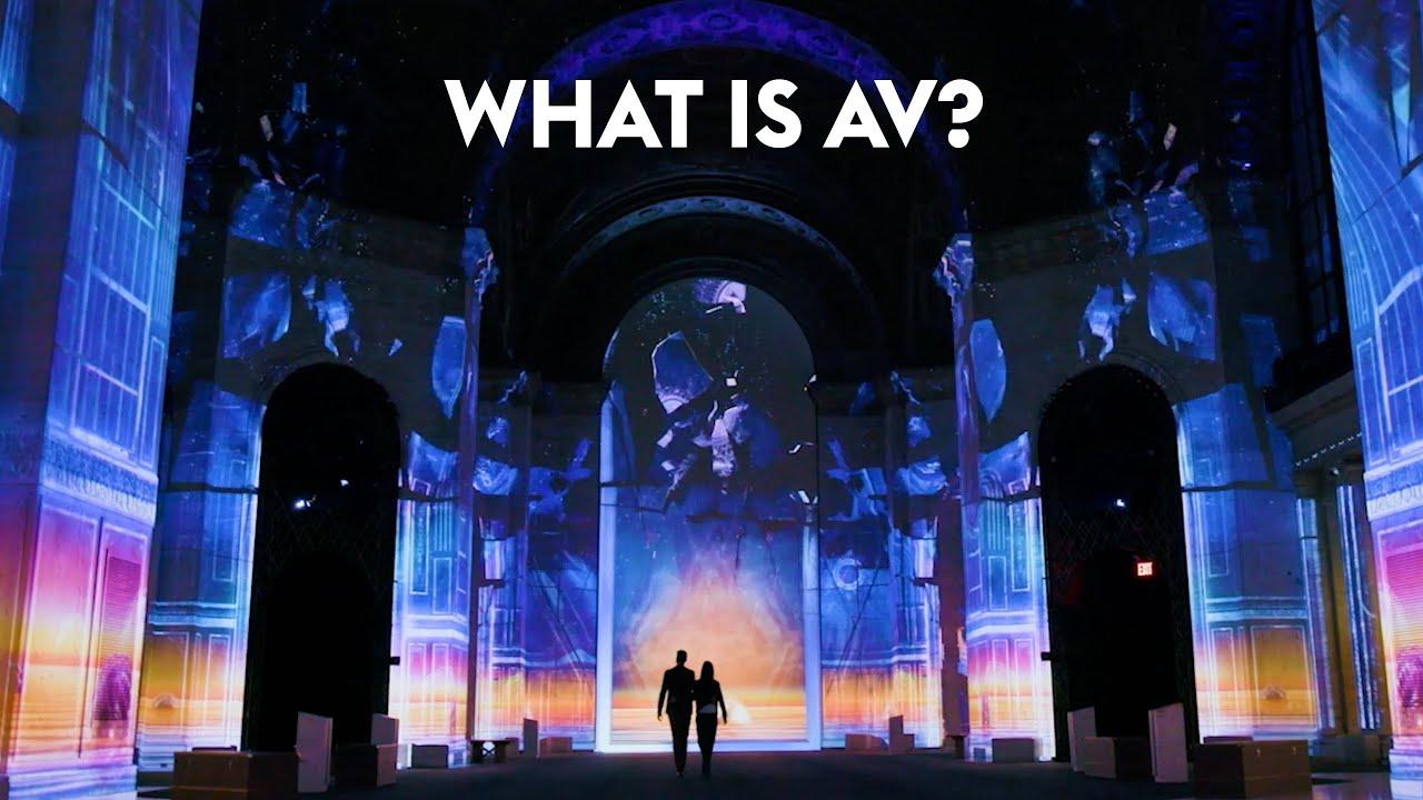 What is AV? | AVIXA