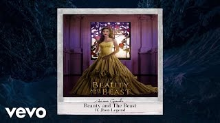 Ariana Grande ft. John Legend - Beauty and The Beast ( Official Audio )