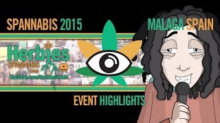Spannabis Málaga 2015 Highlights