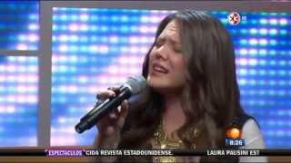 """Jesse & Joy - Canta """"Ecos de Amor"""" en Primero Noticias"""