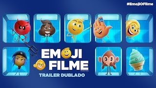 Emoji O Filme | Trailer Dublado |  31 de agosto nos cinemas