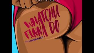 Jonn Hart Feat. LoveRance - Whatchu Finna Do (Prod. by JMG) (New Music RnBass)