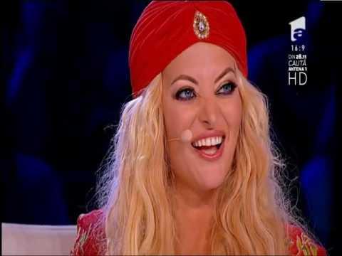 """Nicu Covaci - """"În umbra marelui urs"""". Vezi interpretarea lui Casian Dohanov, la X Factor!"""