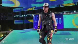 WWE 2K19 TJP Entrance (PS4/Xbox One/PC)