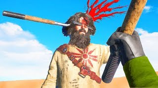 Far Cry 5 - ALL Melee Weapons In Action