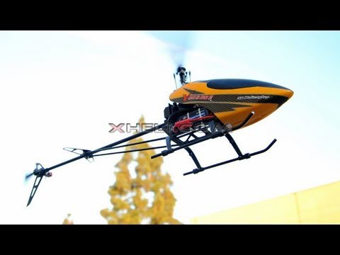 New Walkera V400D02 6CH Flybarless RC Helicopter