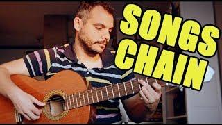 SONGS CHAIN   ENLAZANDO CANCIONES