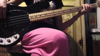The Prodigy - Voodoo People Bass Cover